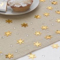 Winter Wonderland - Table Confetti & Diamonds